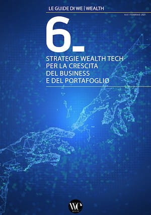 cover 6 strategie wealth tech per il business e il portafoglio